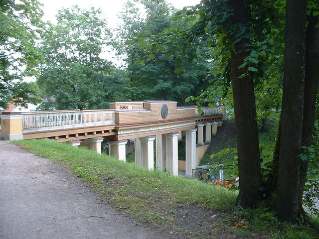 Angel bridge - Tartu