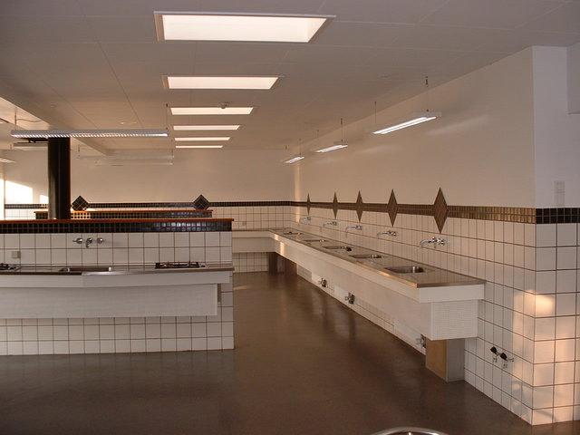 Campers kitchen, Fredrikshavn