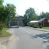 Border post - Valga/Valka