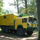 Camper van - Wolf's Lair