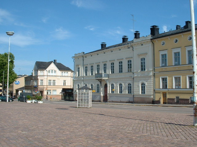 Main street - Loviisa