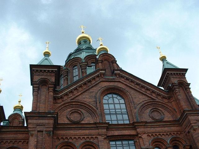 Orthodox cathedral - Helsinki