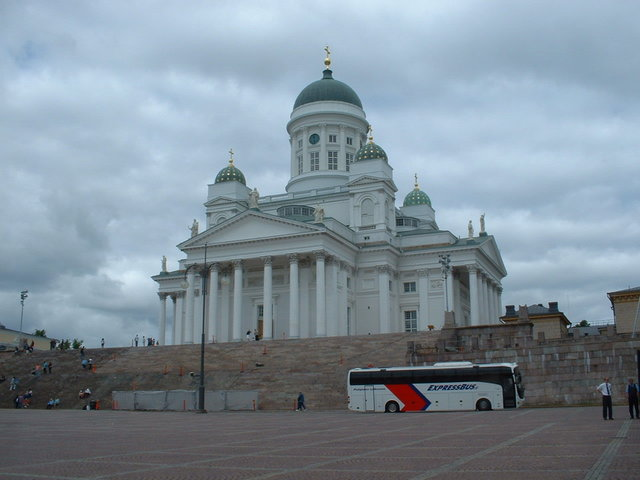 Lutheran Cathedral - Helsinki