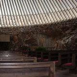 Undeground church - Helsinki
