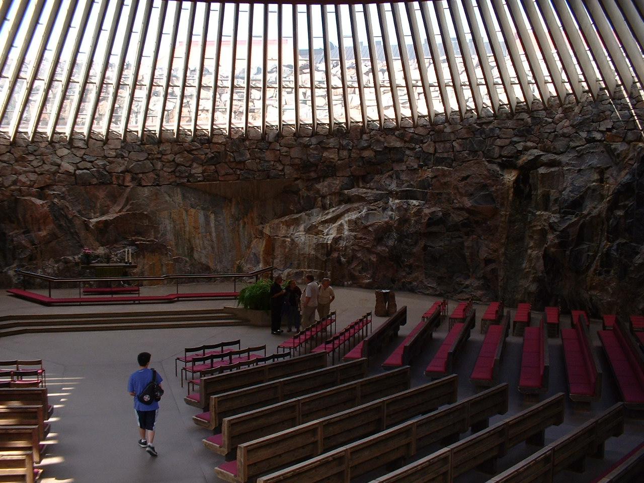 Underground Church - Helsinki