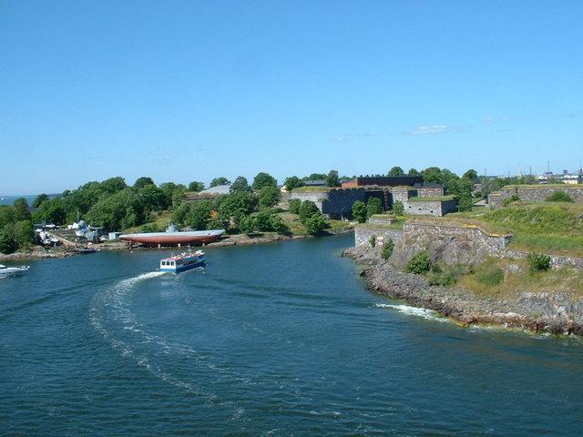 Helsinki fortress