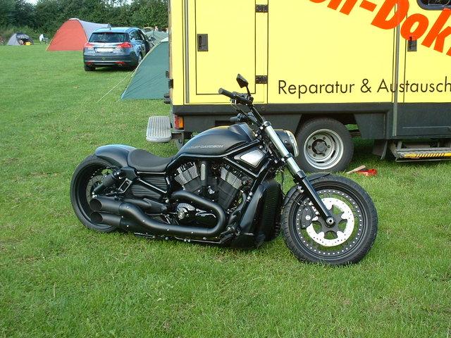 Harley Davidson - Lubeck