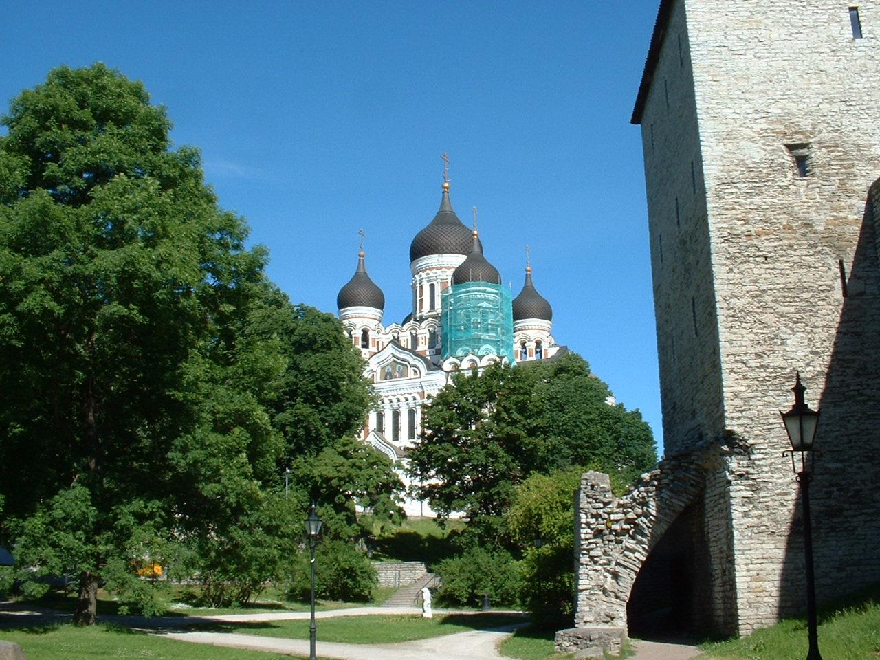 Orthodox church - Tallin