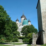 Orthodox church - Tallin