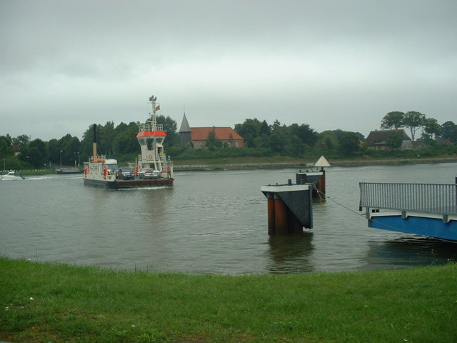 Nord - Ostsee Ship Canal